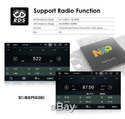 HIZPO Octa-Core Android 9.0 4GB+64GB 7 Double 2DIN Car Stereo Radio GPS DAB+TV
