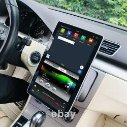 IPS Screen 12.8 6-Core Android 8.1 Universal Car video dvd Player Radio GPS