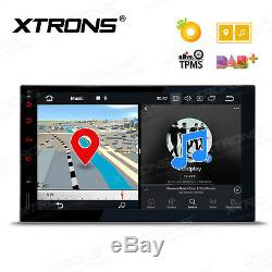 In Dash Radio GPS Double DIN 7 8-Core 4+32GB UI Car Stereo RDS 4K Video Wifi 4G