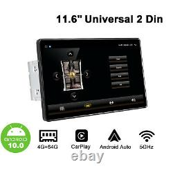 JOYING 11.6 Inch Double Din Android 10.0 Car Radio with 19201080P Touchscreen