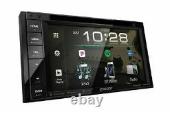 KENWOOD DDX-26BT 6.2 Double DIN Touchscreen Car Sereo MP3 DVD BLUETOOTH NEW