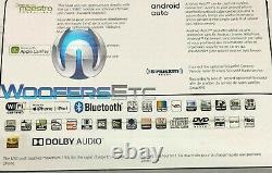 Kenwood Ddx9707s 6.95 CD DVD Usb Bluetooth Apple Car Play Android Auto Radio