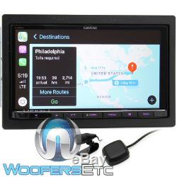 Kenwood Excelon Dmx905s 6.95 Usb Digital Media Bluetooth Wifi Carplay Hd Radio