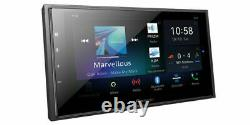 PIONEER DMH-W4600NEX 6.8 DIGITAL MULTIMEDIA RECEIVER BLUETOOTH iPHONE ANDROID