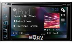 Pioneer AVH-190DVD 6.2 WVGA Double DIN In-Dash DVD/CD/AM/FM Car Stereo Receiver