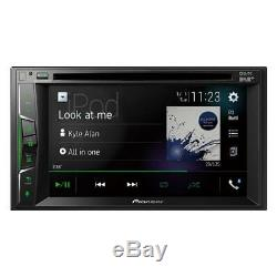 Pioneer AVH-Z3200DAB Double DIN Stereo Apple Car Play Bluetooth Spotify DAB+