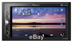 Pioneer DMH-A3300DAB Double 2 Din Car Stereo Bluetooth Spotify USB DAB+ WebLink
