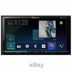 Pioneer Double AVH-600EX 2-Din 7 Bluetooth SiriusXM AUX USB Car DVD/CD Player
