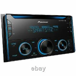 Pioneer Fh-s520bt CD Car Stereo Usb Aux Bluetooth Android Pandora Spotify New