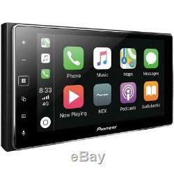 Pioneer MVH-1400NEX Car Stereo Video Media Receiver 6.2 Bluetooth Double 2-DIN