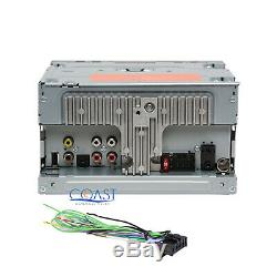 Pioneer Radio Stereo Double Din Dash Kit Harness for 1992-up Chevy GMC Pontiac