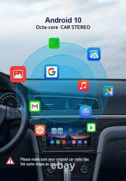Pumpkin Double DIN 7 Android 10.0 Car Radio Stereo 4GB+64GB GPS Navi Head Unit
