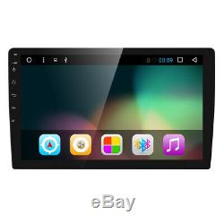Quad-Core Android 8.1 2GB RAM 10.1 Double 2 DIN Car GPS Navigation Stereo Radio