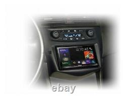 Rpk4-hd1101 Double Din 2din Dash Installation Mounting Kit For 03-07 Accord