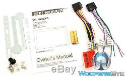 Soundstream Vr-1032xb 10.3 DVD CD Bluetooth 300w Amp Car Stereo Sirius XM Ready