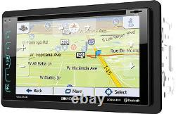 Soundstream Vrn-65hb Double-din Aptix Gps Bluetooth DVD Car Stereo 6.2 Monitor