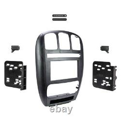 01-07 Caravan / Town & Country Car Radio Installation Stereo Double Din Dash Kit