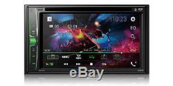 02 03 04 05 Pioneer DVD Ram Car Stereo Radio Double Din Kit D'installation De Dash