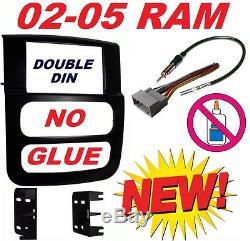 02 03 04 05 Radio Dodge Ram Système De Navigation Gps CD Usb Aux Radio Stéréo Pour Voiture