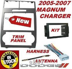 05 06 07 Chargeur Dodge Magnum Bluetooth Touchscreen DVD CD Usb Autoradio Stéréo