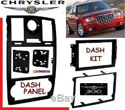 05 06 07 Chrysler 300 300c Boss Navigation Gps Bluetooth Usb CD Radio Stéréo Voiture