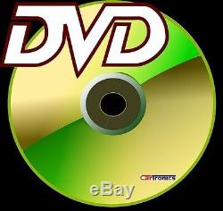 05 06 07 Chrysler 300 Kenwood DVD Bluetooth Voiture Radio Stéréo Siriusxm En Option