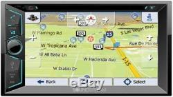 05 06 07 Dodge Magnum Chargeur Système De Navigation Gps Bluetooth Car Radio Stéréo