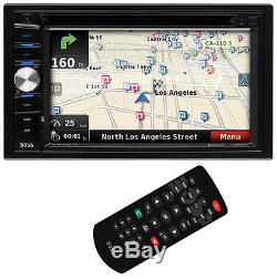 06 07 08 09 10 Dodge Ram Système De Navigation Gps Bluetooth CD Radio Voiture Stéréo