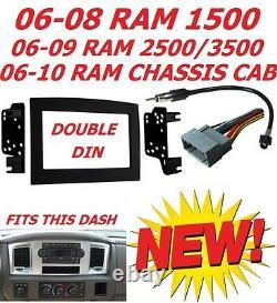 06-10 Dodge Ram Nav Bluetooth Boss Apple Carplay Android Auto Car Radio Stéréo