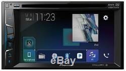 09-14 F150 Pioneer CD / DVD Navigation Gps Bluetooth Usb App Radio Car Stereo