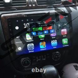 10.1 Android 10 Double Din 2din Voiture Stéréo Radio Gps Navigation Bt 5.0 Cam Gratuit