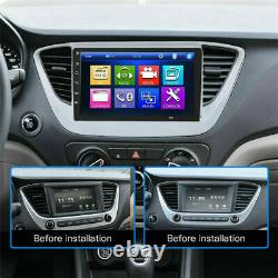 10.1 Android 8.1 Voiture Stereo Radio Gps Double 2din Wifi Obd2 Mirror Link Player