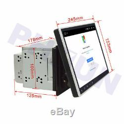 10.1 Car Stereo Radio Gps Android 9.1 Double Din Quad-core 2 Go / 32 Go Wifi 3g 4g
