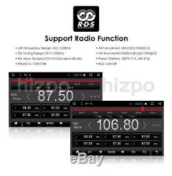 10.1 Hd Android 8.1 Double 2 Din Voiture 32go Gps Stéréo Radio Lecteur DVD Wifi Non