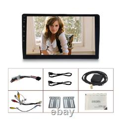 10.1dans Android 9.1 Voiture Hd Stéréo Gps Navigation Radio Player Double Din Wifi