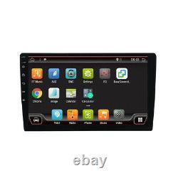 10.1double 2 Din Android 10 Voiture Stereo Unité De Tête Gps Fm/am Player Car Play 4g