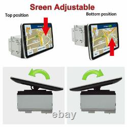 10.1in Android 9.1 Voiture Stereo Radio Gps Mp5 Lecteur Double 2din Wifi Mirror Link