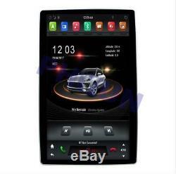 12,8 Grand Écran Android 8.1 Stereo Radio Car Double 2din Gps Fm Am 2 + 32go Bt