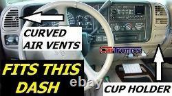 1995-2002 Gm Camion-suv Double Din Car Stéréo Installation Dash Kit Dp-3003