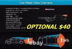 2002-2004 Jeep Grand Cherokee Cd/dvd Bluetooth Usb Aux Car Radio Stéréo Pkg