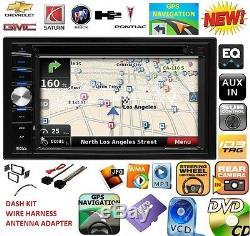 2006-2015 Système De Navigation Radio-gps Stéréo Chevy Gmc Silverado Sierra Savana