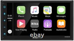 2007 & Up Chrysler Jeep Dodge Navigation Apple Carplay Android Auto Stereo