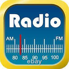 2009-12 Dodge Ram Camion Am/fm Bluetooth Écran Tactile Usb Sd Aux Car Radio Stéréo