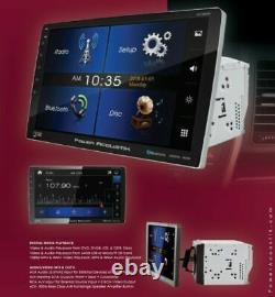 2013 Et Jusqu'à Dodge Ram Flottant 10,6 Cd/dvd Bluetooth Usb Voiture Radio Stéréo Pkg