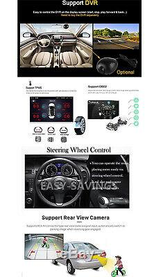2 + 32 10.1 Android 9.1 Double 2din Car Stereo Radio Mp5 Gps Wifi Obd2 Dvr