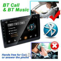 2 Din 9 Pouces Android 8.0 Double Radio Universal Car Din Stéréo Navigation Gps