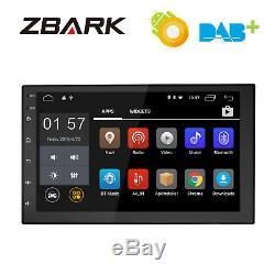 2gb Ram Android 8.1 Double 2 Din 7 Quad Core Gps Navi Stéréo Lecteur Radio