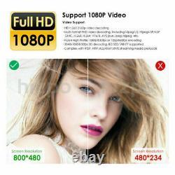 6.2 Double 2din Voiture Lecteur De CD DVD Gps Navigation Radio Stereo Bluetooth Caméra