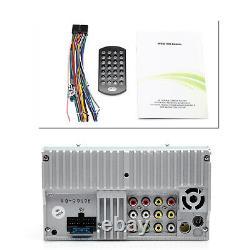 6.2'' Double Din CD Lecteur DVD Voiture Radio Stereo Bluetooth Pour Ford Ranger Escape