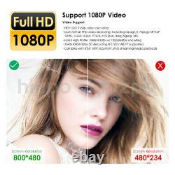 6.2 Double Lecteur De CD DVD 2din De Voiture Gps Navigation Radio Stereo Bluetooth +camera